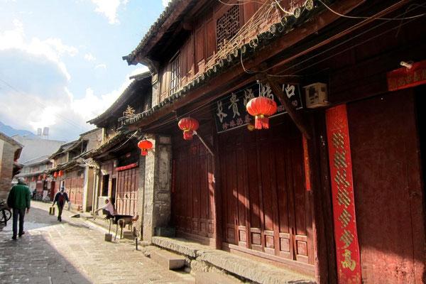 Xizhou, altes Bai Dorf nahe Dali