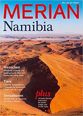 Namibia Magazin Merian