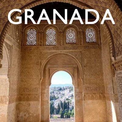 Reisebericht Granada Andalusien Reiseblog Edeltrips