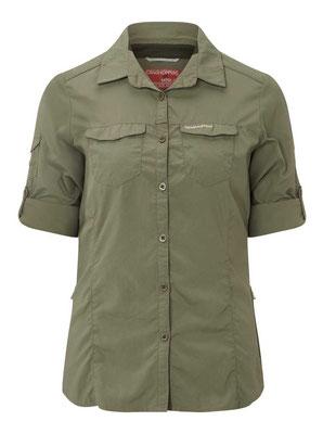Safari-Shirt mit Mückenschutz