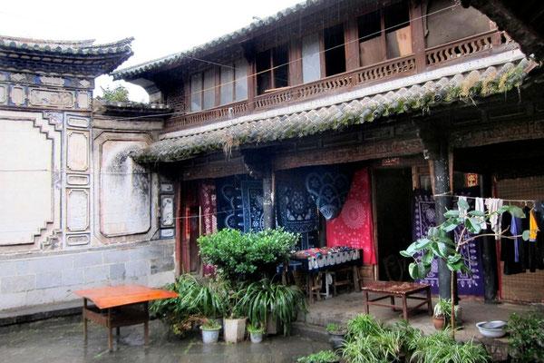 Der Hofladen in Xizhou