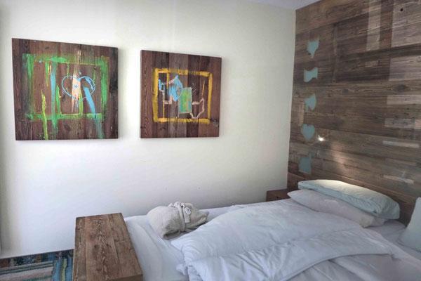 Das Holz-Leo Zimmer – Salzburger Hof Leogang