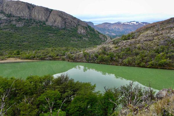 Laguna Verde bei El Chalten