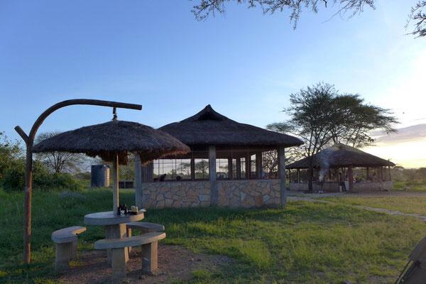 Pimbi Public Campsite Serengeti Tansania