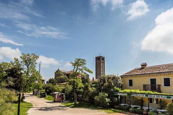 Locanda Cipriani auf Torcello