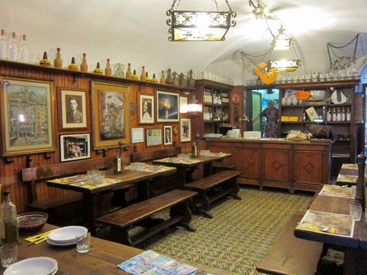 Antica Osteria del Carugio, Portovenere Ligurien