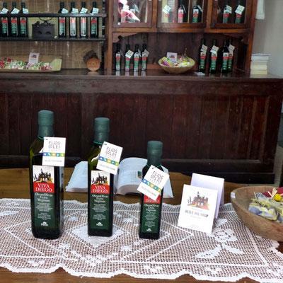 Weltklasse Olivenöl aus Istrien