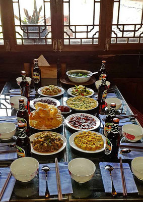 Restaurant Hotel Shaxi Old Theater Inn