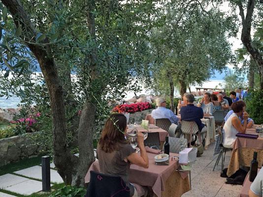 Restaurant Tipp Alla Fassa am Gardasee