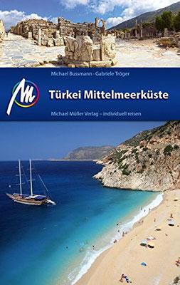 Reiseführer Türkei Mittelmeerküste