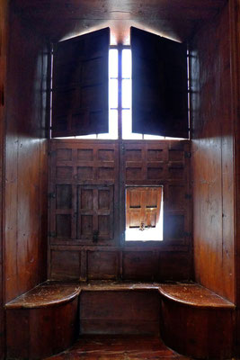 Herrschaftliche Räume im Museum Palacio Spinola, Teguise Lanzarote