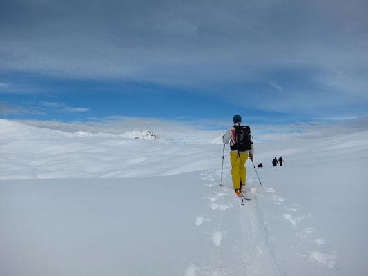 Skitouren in Osttirol ab Villgratental