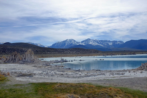 Mono Lake South Tufa Reserve, Lee Vining