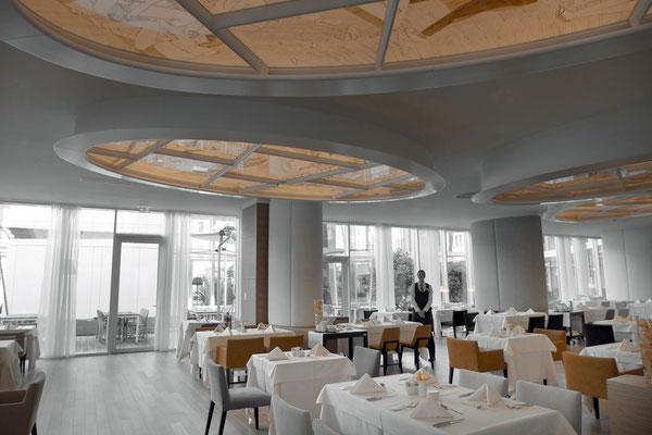 Das Frühstück ist königlich – Hotel Bellevue Losinj