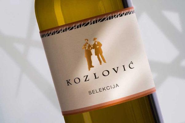 Malvazija Selekcija von Kozlović
