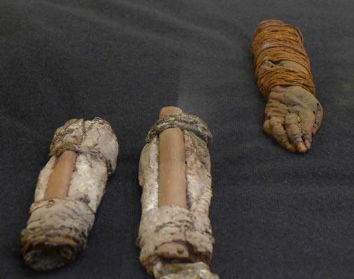 Chinchorro-Mumien Archäologischen Museum San Miguel de Azapa, Arica