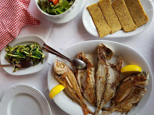 Konoba Batelina bester Fisch