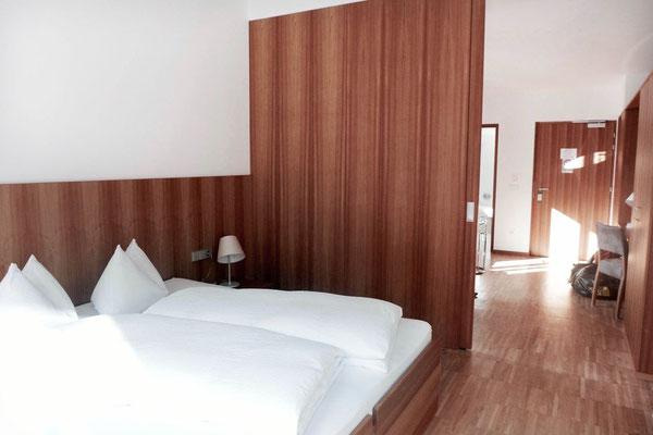 Schöne Zimmer im Nives Hotel Sulden