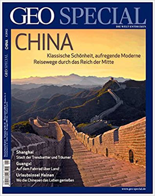 CHINA Geo Special