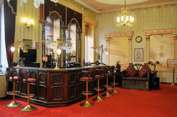 Grand Hotel de Londres Bar Foto Booking.com