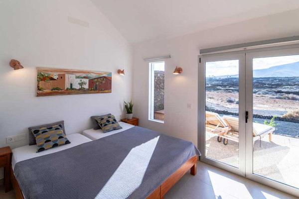 Schlafzimmer Apartment Vaya Querida, Lotus del Mar Lanzarote