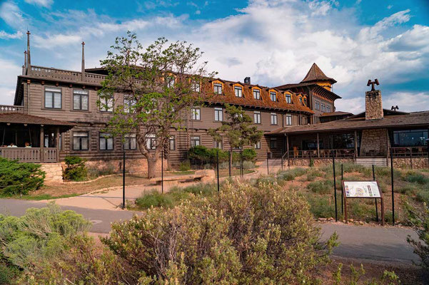 El Tovat Hotel Grand Canyon