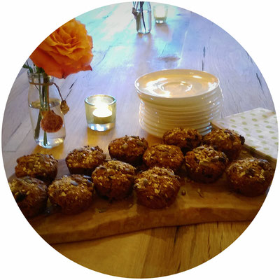 volkoren muffin