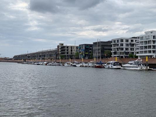 Es waren drei schöne Tage in Bremen ...
