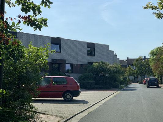 """... und in Langenhagen in der """"alten Nachbarschaft"""" wo wir bis 1983 gewohnt haben ... auch schon eine Weile her."""