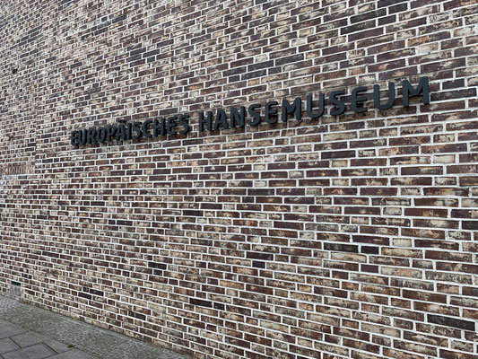 """Um dem Wetter zu entkommen habe ich mir ausgiebig das Hanse-Museum angeschaut  und viel über den Handel und die Seefahrt in der """"Hanse"""" erfahren!"""