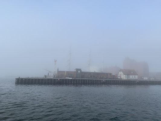 ... liegt alles im Nebel :o( ...