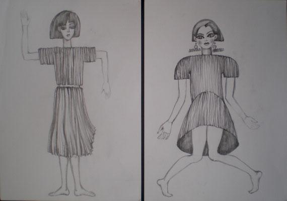 Modezeichnungen 2010