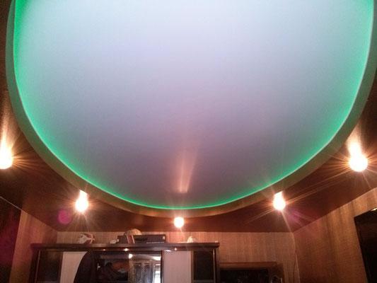 фактурный многоуровневый потолок Липецк