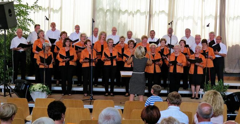 Liederkranz Herlikofen, Leitung: Natalia Fischer
