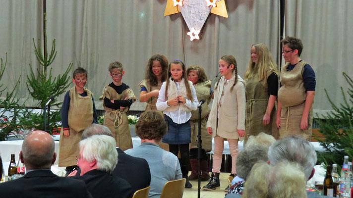 """Musical """"Tolle Trolle"""" Weihnachten 2015"""