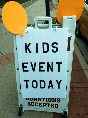 """KIDS EVENT TODAY"" - April 27, 10 AM to noon"