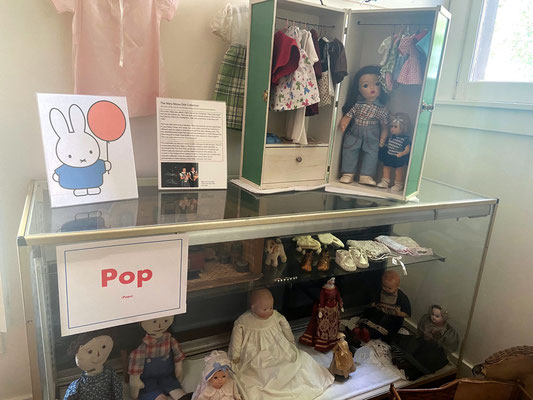 The toy room on the 2nd floor