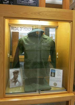 Medal of Honor recipient, Gordon D. Yntema