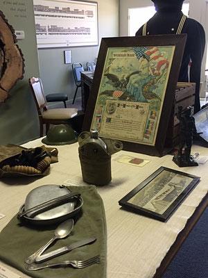 Simon Elhart :: Wagoner, Co. C, 315 Engineer :: World War One