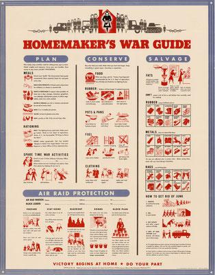 Homemaker's War Guide