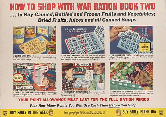 War Ration Book 2