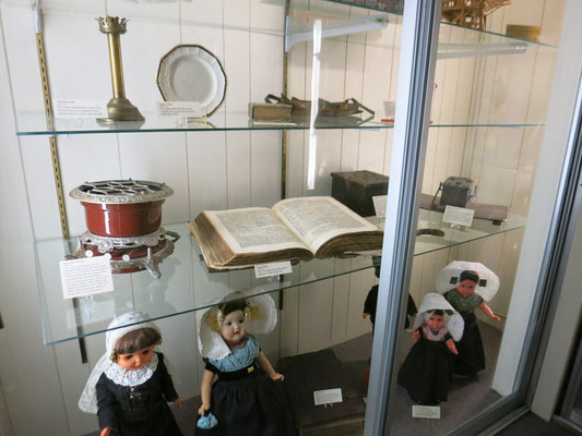 Dutch artifacts continued