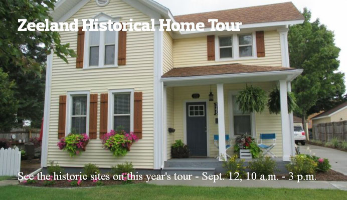 See the historic sites on this year's tour - Sept. 12, 10 a.m. - 3 p.m.    mlive.com
