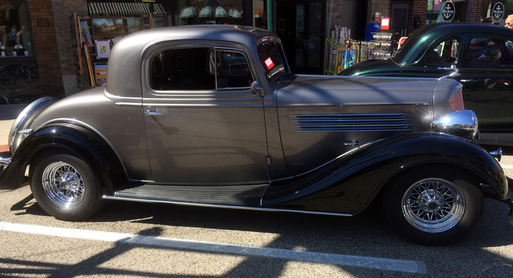 Classic with a Rumble Seat