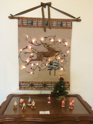 Check out our lighted wall hanging!