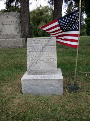 Hon. Cornelius VanLoo - Civil War veteran and state representative from Zeeland