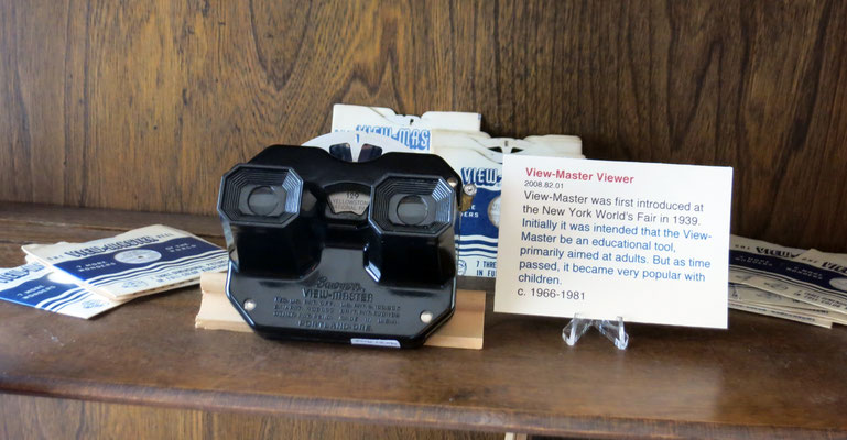 View-Master was intended to be an educational tool, aimed primarily at adults c. 1966-1981