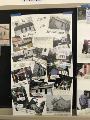Pigeon Creek Schoolhouse - 16799 Pierce Street, West Olive