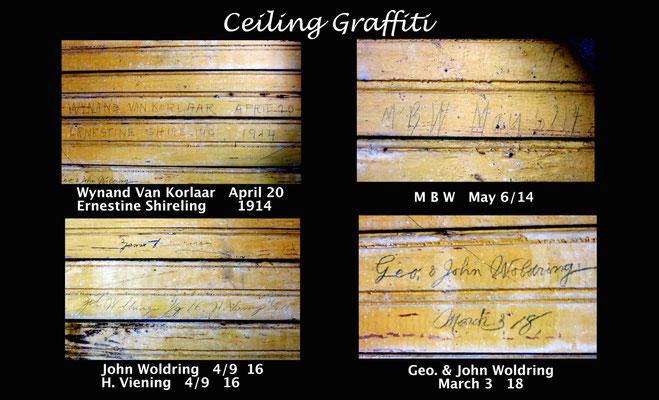 Wynand Van Korlaar, aged 23, married Ernestine Shireling, aged 20, on May 14, 1914 in Grand Rapids, MI