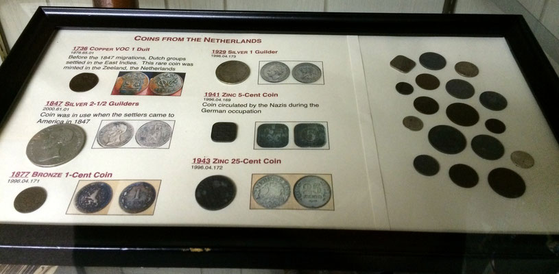 Coins from the Netherlands